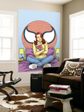 Spider-Man Loves Mary Jane Season 2 No.5 Cover Wall Mural by Terry Moore
