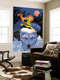 Patsy Walker: Hellcat No.3 Cover: Hellcat Wall Mural by Stuart Immonen