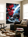 Hulk 5 Cover: Hulk and Thor Wall Mural by Ed McGuiness