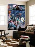 Ultimate X-Men No.50 Group: Wolverine, Colossus, Jubilee, Storm and X-Men Wall Mural by Andy Kubert