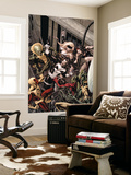 Punisher No.6 Cover: Punisher Wall Mural by Mike McKone