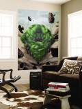 Gamma Games No.2 Cover: Hulk Wall Mural by Udon Studios