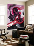 Blade 12 Cover: Blade Wall Mural