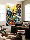 Marvel Adventures Super Heroes No.20 Cover: Vision Wall Mural by Chris Samnee