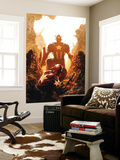 Captain America 39 Cover: Captain America Wall Mural