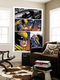 Cable & Deadpool No.43 Headshot: Wolverine Wall Mural by Ron Lim
