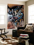 X-Men vs. Agents of Atlas No.1 Group: Colossus Wall Mural by Carlo Pagulayan