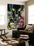 The Amazing Spider-Man No.595 Cover: Spider-Man and Green Goblin Wall Mural by Phil Jimenez