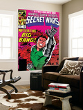 Secret Wars No.12 Cover: Dr. Doom Wall Mural by Mike Zeck