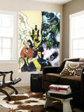 Uncanny X-Men: First Class Giant-Size Special 1 Cover: Cyclops Wall Mural by Skottie Young