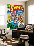 Tales of Suspense 48 Cover: Iron Man and Mister Doll Wall Mural by Jack Kirby