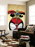 Spider-Man Family 6 Cover: Thor and Spider-Man Wall Mural by Chris Eliopoulos