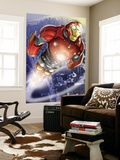 Ultimate Iron Man II No.3 Cover: Iron Man Wall Mural by Pasqual Ferry