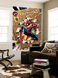 Untold Tales Of Spider-Man 1 Cover: Spider-Man Wall Mural by Pat Olliffe