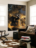 Ghost Rider 1 Cover: Ghost Rider Wall Mural