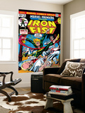 The Immortal Iron Fist: Marvel Premiere No.15 Cover: Iron Fist Wall Mural by Gil Kane