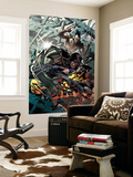 Wolverine: Origins 32 Cover: Wolverine, Cyber and Daken Wall Mural by Yanick Paquette