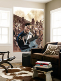 Dark Reign: New Nation No.1 Cover: Nick Fury Wall Mural by Daniel Acuna