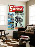 Jack Kirby - Tales of Suspense No.39 Cover: Iron Man Nástěnný výjev
