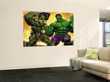 Skaar: Son of Hulk No.12 Cover: Skaar Wall Mural by Ed McGuinness