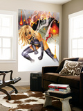 Ms. Marvel No.27 Cover: Ms. Marvel Wall Mural
