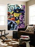 The Age Of The Sentry 1 Cover: Sentry Wall Mural by Dave Bullock