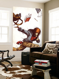 Marvel Adventures Spider-Man No.53 Cover: Peter Parker Wall Mural by Skottie Young