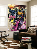 Secret Invasion: X-Men No.2 Cover: Pixie, Nightcrawler and Cyclops Wall Mural by Terry Dodson