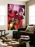 Captain America 603 Cover: Captain America Wall Mural by Gerald Parel