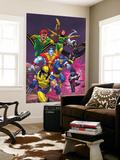 Uncanny X-Men: First Class No.2 Cover: Wolverine reproduction murale géante par Roger Cruz
