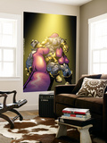 Thanos 5 Cover: Thanos Reproduction murale g&#233;ante par Jim Starlin