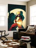 Captain Marvel 5 Cover: Captain Marvel Wall Mural by Ed McGuiness