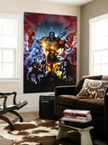 Realm of Kings 1 Cover: Quasar Wall Mural by Clint Langley