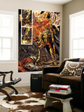 Wolverine: First Class 10 Cover: Wolverine Wall Mural by David Willaims