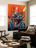 Avengers Finale 1 Cover: Ant-Man Wall Mural by Neal Adams