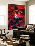Ghost Rider: Danny Ketch 4 Cover: Ghost Rider Wall Mural by Clint Langley