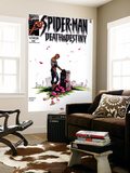 Spider-Man: Death & Destiny 2 Cover: Spider-Man Wall Mural by Lee Weeks