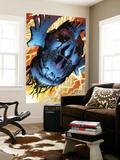 Nova No.9: Marvel Universe Fighting Wall Mural by Wellinton Alves
