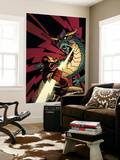 Iron Man: Enter The Mandarin 5 Cover: Iron Man Wall Mural by Eric Canete