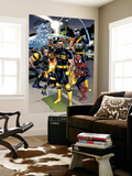 Ultimate Spider-Man No.120 Group: Spider-Man, Cyclops and Wolverine Wall Mural by Stuart Immonen