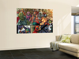Avengers: The Initiative No.15 Group: Gauntlet, Constrictor and Hellcat Wall Mural by Harvey Tolibao