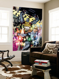 Secret Invasion: X-Men 3 Cover: Colossus and Dazzler Wall Mural by Terry Dodson