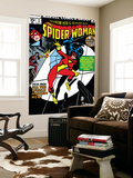 Spider-Woman No.1 Cover: Spider Woman Wall Mural by Carmine Infantino
