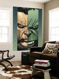Leinil Francis Yu - Ultimate Wolverine Vs. Hulk No.2 Cover: Logan and Hulk Nástěnný výjev