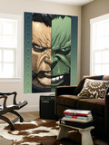 Ultimate Wolverine Vs. Hulk No.2 Cover: Logan and Hulk Wall Mural by Leinil Francis Yu