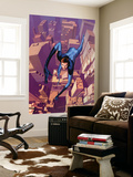 Ultimate Fantastic Four 10 Cover: Mr. Fantastic Wall Mural by Stuart Immonene