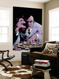 Kingpin 7 Cover: Spider-Man and Kingpin Wall Mural by Tony Harris