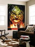 Ben Oliver - Dark Reign: The List - Hulk No.1 Cover: Banner, Bruce and Skaar Nástěnný výjev