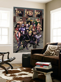 The Mighty Avengers No.30 Group: Ronin Wall Mural by Sean Chen