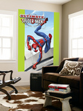 Ultimate Spider-Man No.29 Cover: Spider-Man Wall Mural by Mark Bagley